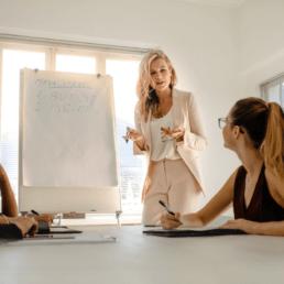 Habilidades de comunicación y liderazgo