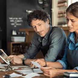 Gestión y venta en comercios