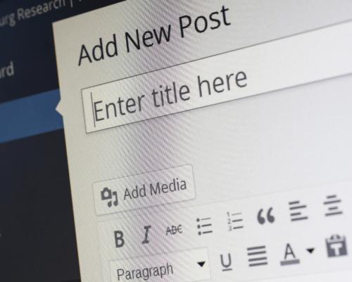 Crea tu propia página web en WordPress