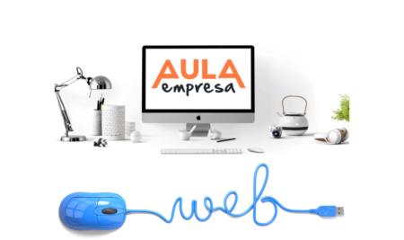 Aula Empresa estrena nueva web ¡Bienvenidos!